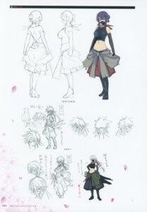 Rating: Safe Score: 7 Tags: character_design heels rin_(senran_kagura) senran_kagura tagme yaegashi_nan User: kiyoe