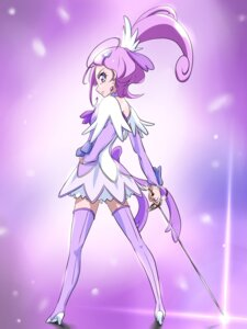 Rating: Safe Score: 9 Tags: dokidoki!_precure florence_temporary kenzaki_makoto pretty_cure thighhighs User: gogotea28