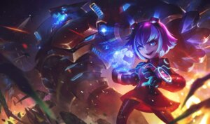 Rating: Safe Score: 8 Tags: annie_hastur league_of_legends mecha tagme User: Radioactive