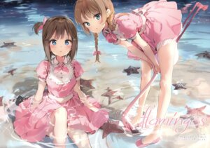 Rating: Safe Score: 79 Tags: anmi dress wet wet_clothes User: Twinsenzw