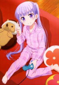 Rating: Safe Score: 63 Tags: new_game! pajama suzukaze_aoba User: drop