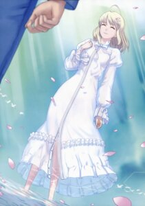 Rating: Safe Score: 10 Tags: fate/stay_night nishiwaki_dat saber type-moon User: Aurelia