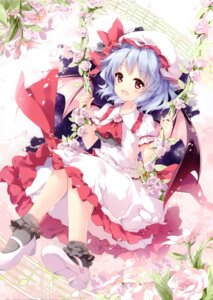 Rating: Safe Score: 42 Tags: heels mochizuki_shiina remilia_scarlet touhou wings User: kiyoe