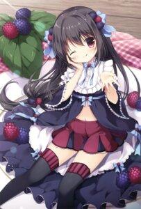 Rating: Safe Score: 88 Tags: dress miyasaka_nako thighhighs User: Twinsenzw