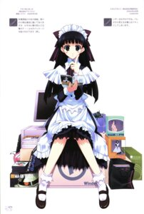 Rating: Safe Score: 17 Tags: maid murakami_suigun User: Radioactive