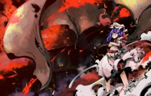 Rating: Safe Score: 5 Tags: dain remilia_scarlet touhou User: yumichi-sama