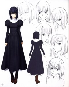 Rating: Safe Score: 18 Tags: expression heels kuonji_alice mahou_tsukai_no_yoru nun sketch type-moon User: Fanla