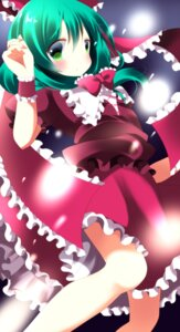 Rating: Safe Score: 8 Tags: dress kagiyama_hina tagme touhou User: 椎名深夏