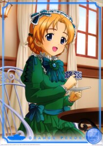 Rating: Safe Score: 12 Tags: dress girls_und_panzer orange_pekoe tagme User: drop
