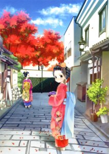 Rating: Safe Score: 16 Tags: kimono taamo User: Bulzeeb
