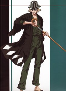 Rating: Safe Score: 9 Tags: bleach male urahara_kisuke weapon User: Radioactive