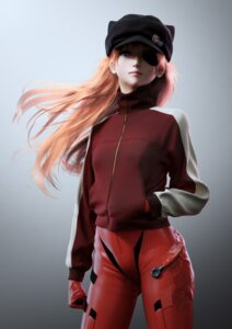 Rating: Safe Score: 92 Tags: bodysuit cg eyepatch ikedan neon_genesis_evangelion souryuu_asuka_langley User: dyj