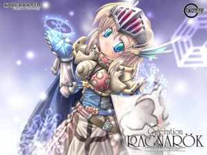 Rating: Safe Score: 9 Tags: armor crusader ishihara_masumi jpeg_artifacts ragnarok_online wallpaper User: Tekrelious