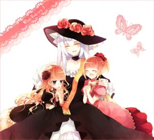 Rating: Safe Score: 6 Tags: beatrice suzushiro_kurumi umineko_no_naku_koro_ni virgilia User: Radioactive