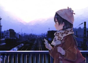 Rating: Safe Score: 25 Tags: hao_(patinnko) landscape User: animeprincess