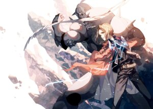 Rating: Safe Score: 17 Tags: alphonse_elric edward_elric fullmetal_alchemist male ser323 User: Zenex