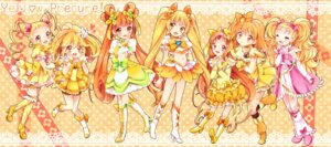 Rating: Safe Score: 20 Tags: dokidoki!_precure fresh_pretty_cure! futari_wa_pretty_cure heartcatch_pretty_cure! kasugano_urara kise_yayoi kujou_hikari myoudouin_itsuki pretty_cure shirabe_ako smile_precure! suite_pretty_cure uduki-shi yamabuki_inori yes!_precure_5 yotsuba_alice User: Radioactive