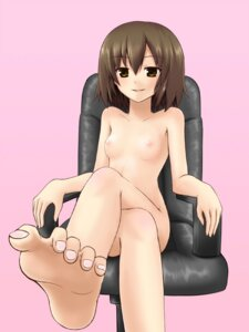 Rating: Questionable Score: 29 Tags: chipa feet naked nipples sasaki suzumiya_haruhi_no_yuuutsu User: Azerty
