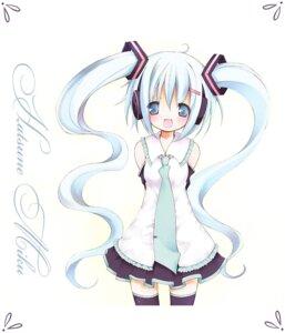 Rating: Safe Score: 12 Tags: catbell hatsune_miku vocaloid User: yumichi-sama