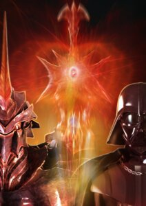 Rating: Safe Score: 6 Tags: armor darth_vader namco nightmare soul_calibur soul_calibur_iv star_wars sword User: Yokaiou