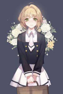 Rating: Safe Score: 8 Tags: card_captor_sakura dj.adonis kinomoto_sakura seifuku User: charunetra