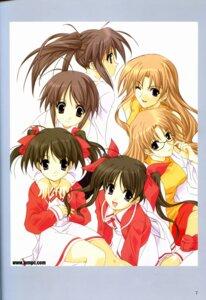 Rating: Safe Score: 3 Tags: binding_discoloration futakoi hinagiku_rara hinagiku_ruru megane momoi_ai momoi_mai sakurazuki_kira sakurazuki_yura sasaki_mutsumi User: Davison