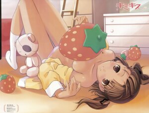 Rating: Questionable Score: 25 Tags: aihara_nana itosugi_masahiro kimikiss no_bra open_shirt pantsu User: vita