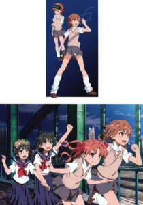 Rating: Safe Score: 9 Tags: misaka_imouto misaka_mikoto saten_ruiko seifuku shirai_kuroko to_aru_kagaku_no_railgun to_aru_kagaku_no_railgun_s to_aru_majutsu_no_index uiharu_kazari User: Twinsenzw