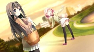 Rating: Questionable Score: 42 Tags: cube game_cg kantoku sweater tagme thighhighs your_diary User: abdulaziz5