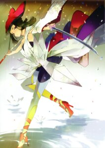 Rating: Questionable Score: 14 Tags: itachi_(3dt) sword User: midzki