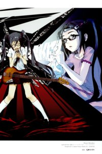 Rating: Safe Score: 18 Tags: color_issue guitar hatsune_miku megane redjuice seifuku vocaloid User: Radioactive