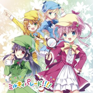 Rating: Safe Score: 10 Tags: disc_cover dress tagme tantei_opera_milky_holmes User: saemonnokami
