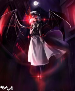 Rating: Safe Score: 16 Tags: koenigsegg remilia_scarlet touhou wings User: charunetra