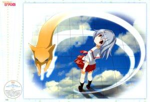Rating: Safe Score: 11 Tags: fixed miyashita_miki monster morishita_koyomi seifuku yoku_wakaru_gendai_mahou User: vistaspl