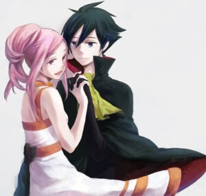 Rating: Safe Score: 9 Tags: anemone dominic_sorel eureka_seven ikadako User: yumichi-sama