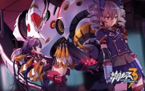 Rating: Safe Score: 18 Tags: benghuai_xueyuan heels honkai_impact mecha no_bra thighhighs uniform wallpaper User: nredd