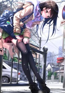 Rating: Safe Score: 136 Tags: headphones seifuku sweater swordsouls thighhighs User: Mr_GT