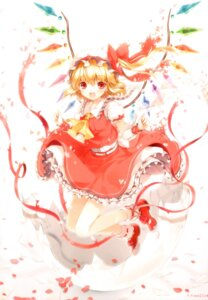 Rating: Safe Score: 7 Tags: 6u flandre_scarlet possible_duplicate touhou wings User: Radioactive