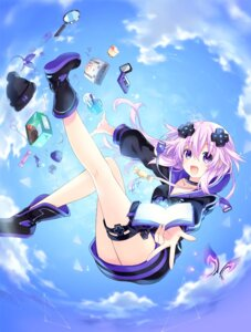 Rating: Questionable Score: 56 Tags: choujigen_game_neptune neptune tsunako User: Asukakam