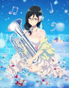 Rating: Safe Score: 58 Tags: dress hibike!_euphonium jpeg_artifacts megane see_through tanaka_asuka User: akliae