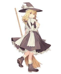Rating: Safe Score: 51 Tags: kirisame_marisa misoni_comi touhou witch User: Mr_GT
