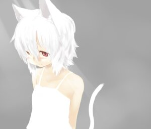 Rating: Safe Score: 32 Tags: animal_ears majima_yuki nekomimi tail User: Radioactive