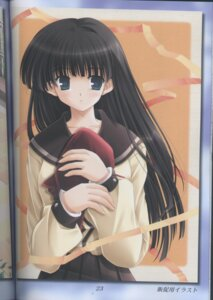 Rating: Safe Score: 1 Tags: binding_discoloration eternal_sky ikegami_akane User: Davison