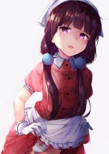 Rating: Safe Score: 63 Tags: blend_s maid pantsu rouka sakuranomiya_maika skirt_lift waitress User: nphuongsun93