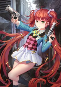 Rating: Safe Score: 44 Tags: aaeru gun User: Mr_GT