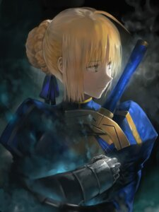 Rating: Safe Score: 38 Tags: armor bob fate/stay_night saber sword User: Aneroph