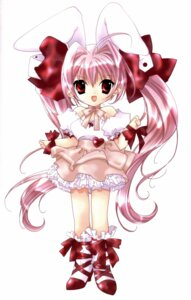 Rating: Safe Score: 5 Tags: di_gi_charat hikaru_usada rabi_en_rose User: Chibi