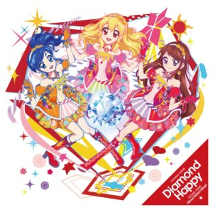 Rating: Safe Score: 15 Tags: aikatsu! disc_cover dress heels hoshimiya_ichigo kiriya_aoi shibuki_ran User: blooregardo
