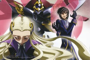 Rating: Safe Score: 7 Tags: code_geass kimura_takahiro lelouch_lamperouge male mecha nakada_eiji v.v. User: Aurelia