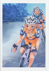 Rating: Questionable Score: 18 Tags: bike_shorts nishieda User: eccdbb
